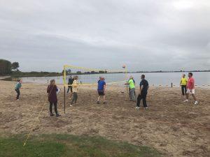 workshop beachvolleybal