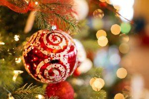 Workshop kerstballen versieren